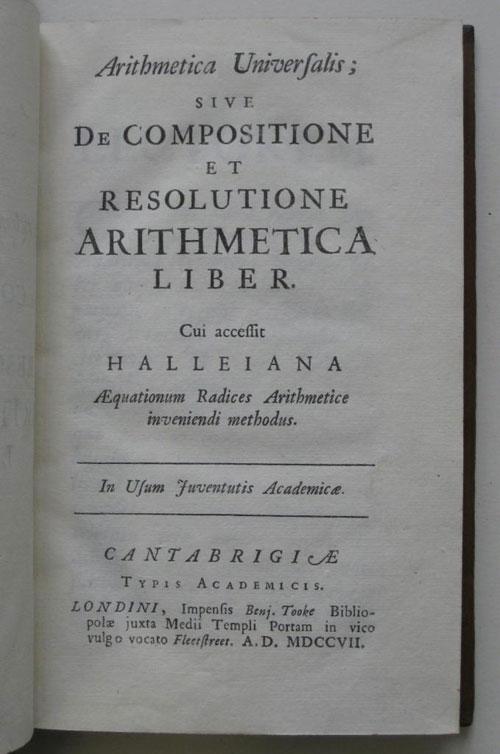 Arithmetica1